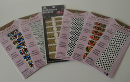 NAIL PATCH STICKERS