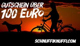 Geschenkgutschein Schnuffiknuffi.com über 100 Euro