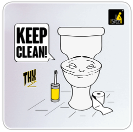 KEEP CLEAN MEN