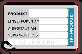 Lagerschild 3 (TK- Produkte)