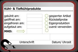 Lagerschild 5 (Kompakt Kühl-und TK Produkte)