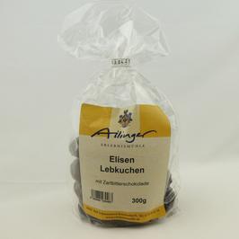 Zartbitter Elisen Lebkuchen