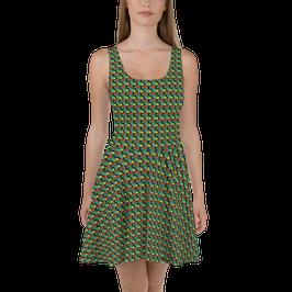 """symmetry"" Skate-Dress"
