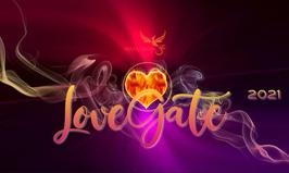 Zeremonie LOVEGATE