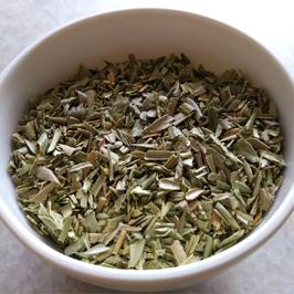Olivenblätter Tee
