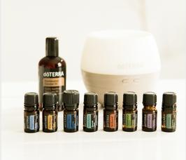 Bestellung des dōTERRA Aromatouch Diffused Kit