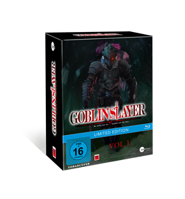 Goblin Slayer - Vol. 1 - Limited Mediabook Edition