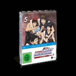 Kuroko's Basketball 2 (Season 2) - Vol. 5 - Limited Steelcase Edition (mit exklusiven Extras)
