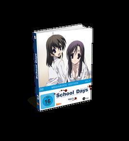 School Days - Vol.3 - Limited Mediabook Edition (mit exklusiven Extras)