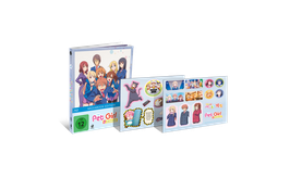 Pet Girl of Sakurasou - Vol. 4 - Limited Mediabook Edition (inkl. exklusiver Sticker)