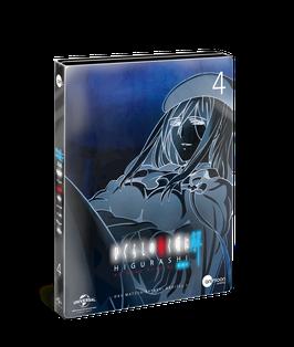 Higurashi Kai - Vol. 4 - Limited Steelcase Edition