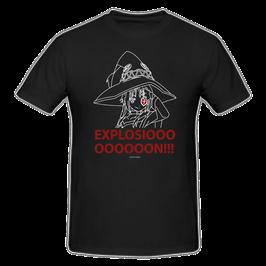 """T-Shirt """"KonoSuba - Megumin"""""""
