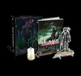 Goblin Slayer - Vol. 1 - Limited Mediabook Edition (mit Mini-Aufsteller und einem exklusiven Dog Tag)