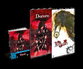 Dororo - Vol. 3 - Limited Mediabook Edition (mit zwei Maxipostern)