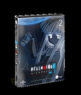 Higurashi Kai - Vol. 2 - Limited Steelcase Edition