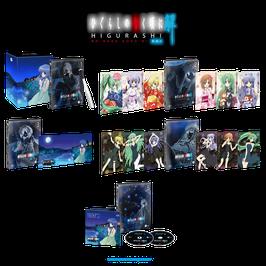 Higurashi Kai - Limited Steelcase Edition - Season 2 - Komplett-Bundle (Vol. 1-5 )