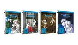 Yosuga no Sora - Standard Edition - Vol. 1-4