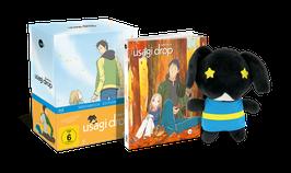 Usagi Drop - Vol. 1 - Limited Mediabook Edition (mit Sammelschuber und Plüschhasen)