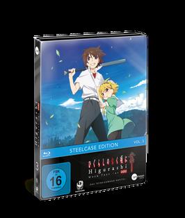 Higurashi GOU - Vol. 3 - Limited Steelcase Edition (mit exklusivem Extra)