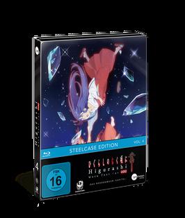 Higurashi GOU - Vol. 4 - Limited Steelcase Edition (mit exklusivem Extra)