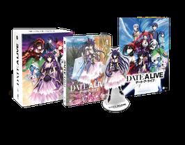 Date A Live I - Vol. 1 - Limited Steelcase Edition (mit Sammelschuber und Tohka Acryl-Figur)