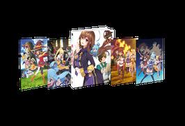 KonoSuba - Vol. 3 - Limited Mediabook Edition (mit 4 exklusiven Art Cards + Bonusfolge)