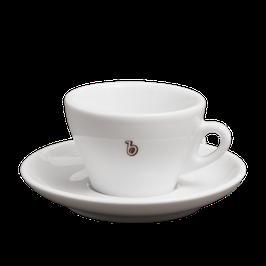 Tassen Crème ( inkl. Unterteller ) 6x