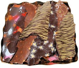 Mosaique de chocolat