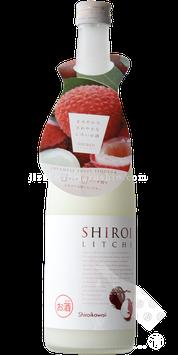 kawaii SHIROI LITCHI 白いライチ ミルク系リキュール