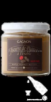 GAGNON メープルピーナッツバター230g