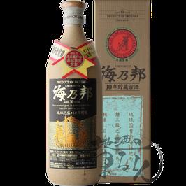 沖縄県県知事賞 海乃邦 10年古酒 43度720ml