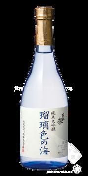 東北泉 瑠璃色の海 純米吟醸 雄町【クール便推奨】