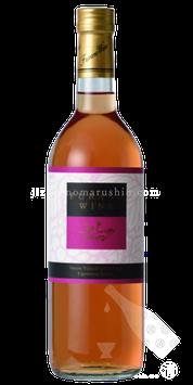 ふらのワイン ロゼ セイベル(5279)種主体
