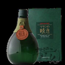 マヤンの呟き 長期熟成本格蕎麦焼酎 38度720ml