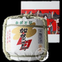 加賀鳶 菰冠(こもだる)豆菰(まめこも) 純米