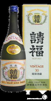 請福ビンテージ30 3年古酒(クース) 720ml