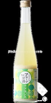フルーツ甘酒 ラ・フランス 米麹甘酒
