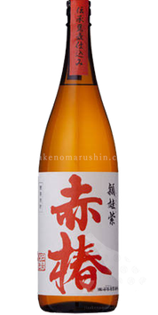 赤椿(あかつばき) 頴娃紫芋(えいむらさきいも)仕込み25度