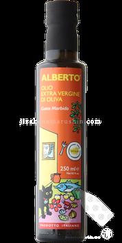 アルベルトさんのエクストラ・バージンオリーブオイル(ライト)250ml イタリア農林水産省公認
