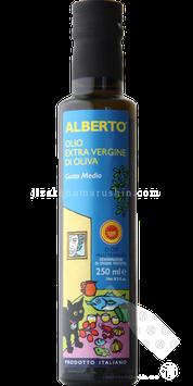 アルベルトさんのエクストラ・バージンオリーブオイル(ミディアム)250ml