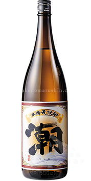 潮 大麦麹 麦焼酎1.8L