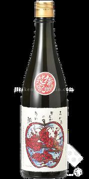 大信州 みぞれりんごの梅酒 吟醸仕込