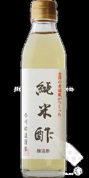 金沢の老舗蔵がつくった純米酢