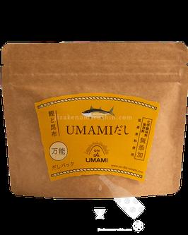 UMAMIだし 鰹と昆布 80g(10g×8パック)