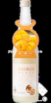 【期間限定】kawaii(かわいい) SHIROI MANGO(白いマンゴー) ミルク系リキュール