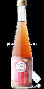 フルーツ甘酒 さくらんぼ 米麹甘酒
