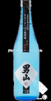 男山 きたしずく 辛口純米酒 720ml 【北海道限定販売】