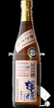 澤姫 夢ささら 純米吟醸 真・地酒宣言 プレミアム