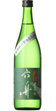 刈穂 純米吟醸六舟 無濾過中取り生原酒【クール便推奨】