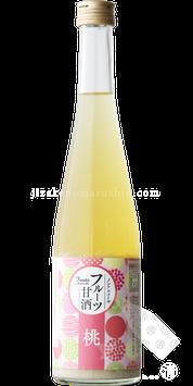フルーツ甘酒 桃 米麹甘酒